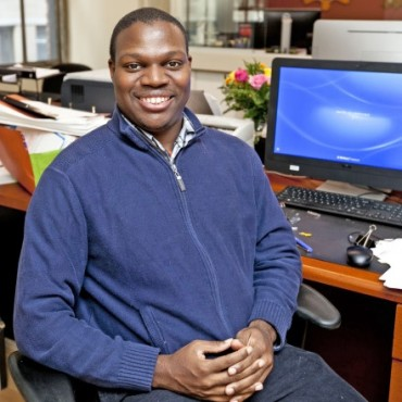 Assistant Paraprofessional Randy Richardson as profiled by the New York Post