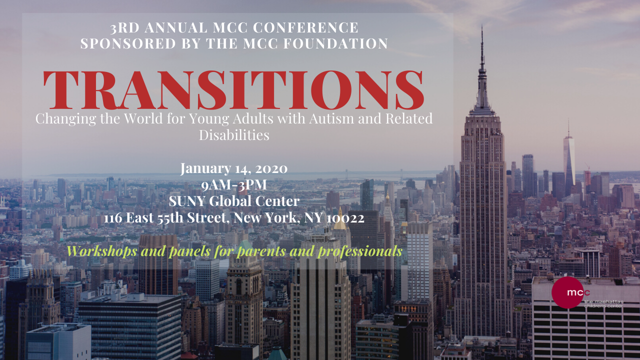 Transitions Event- Special Needs Education Attorney NYC