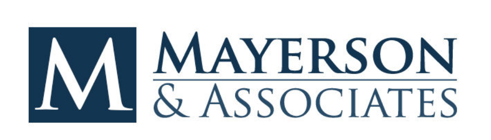 An important update from Mayerson & Associates