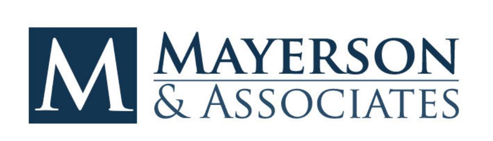 An Important Announcement from Mayerson & Associates