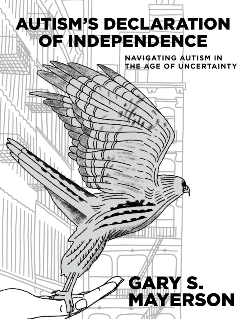 Autism's Declaration of Independence and August Related Book Events
