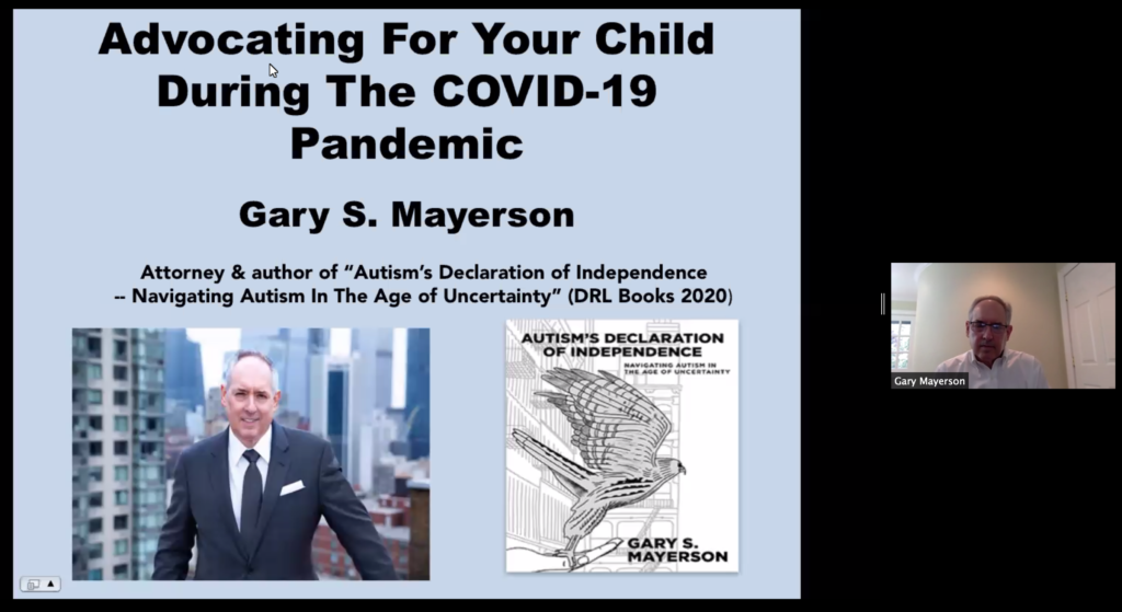 Advocating for your Child during the COVID-19 Pandemic